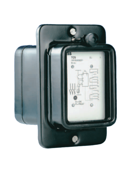 What is Trip circuit supervision relay(TCS,95)? Circuit diagram of TCS and working